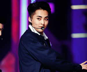 xiumin, exo, and power image