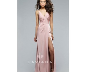 brand, evening, and dresses image