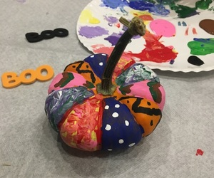 art, crafts, and Halloween image