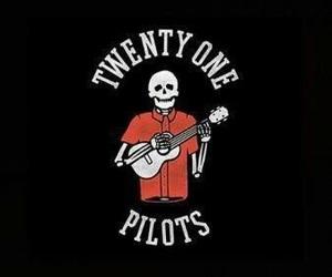 wallpaper, twenty one pilots, and tøp image