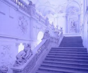 purple, white, and aesthetic image