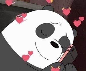 meme, panda, and reaction image