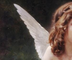 angel, art, and grunge image