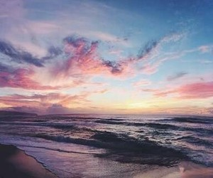 beach, photography, and tumblr image