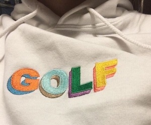 theme, aesthetic, and golf image