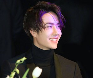 actor, yibo, and beautiful image