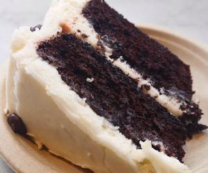 cake, yum, and dessert image