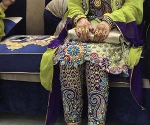 arab, culture, and dress image