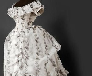 19th century, dress, and victorian image