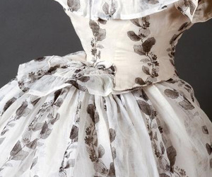 bustle, pattern, and white image