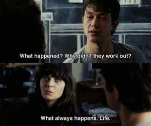 movie, 500 Days of Summer, and quote image