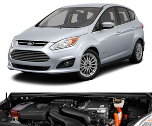 ford c-max, c-max, and co2 emissions image