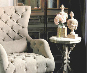 armchair and decor image