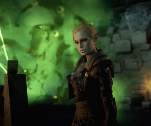 elf, video game, and inquisitor image