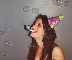 boobs, party, and smile image