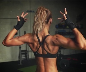 exercise, fitness, and girl image