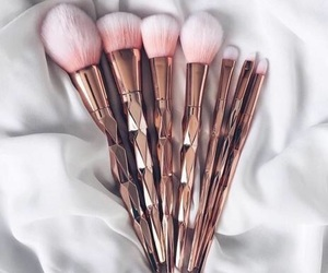 Brushes, face, and makeup image