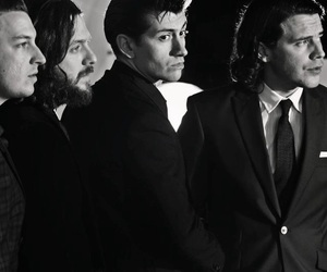 arctic monkeys and alex turner image