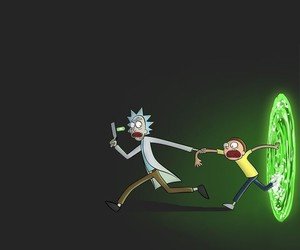 rick and morty, wallpaper, and background image