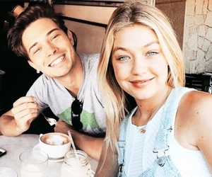 Francisco Lachowski and gigi hadid image