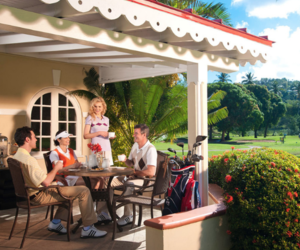 golf course, golfing, and vacations image