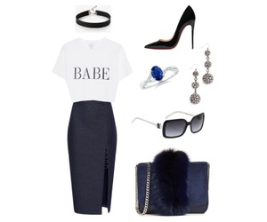 outfit, outfits, and Polyvore image