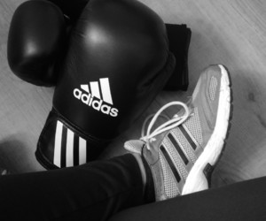 adidas, boxe, and sport image