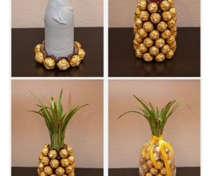 ananas, gifts, and fruit image