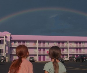 the florida project, film, and girls image
