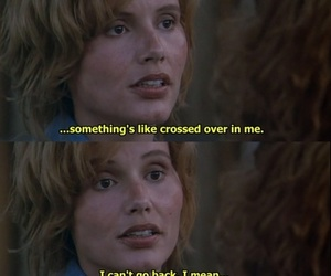 90's, movie, and thelma and louise image