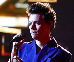 Harry Styles, one direction, and x-factor image