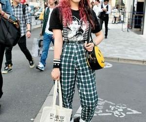 fashion, asian, and Harajuku image