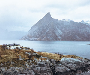 norway and sea image