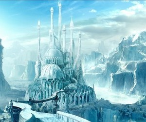 fantasy, castle, and freeze image