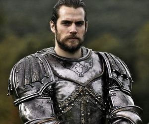 Henry Cavill, armor, and knight image
