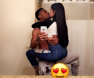 boyfriend, goals, and hugs image