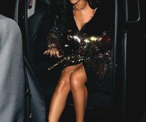 black, fashion, and legs image