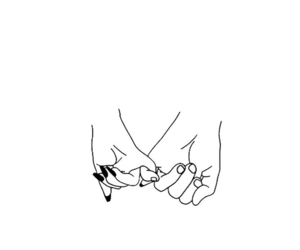 black, couples, and hands image
