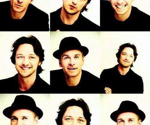 james mcavoy, photography, and photobooth image