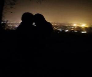 city life, lights, and love image