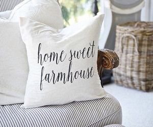 country living, home decor, and living roon image