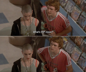 90's, Empire records, and quote image
