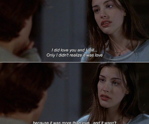 quotes, love, and liv tyler image