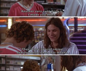 90's, Empire records, and subtitles image