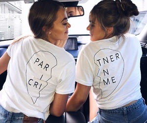 besties, fashion, and goals image
