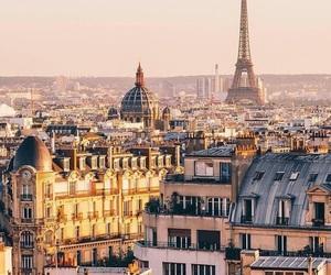 paris, tour eiffel, and travel image