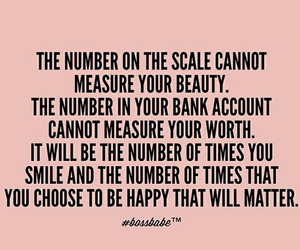 beauty, quote, and worth image