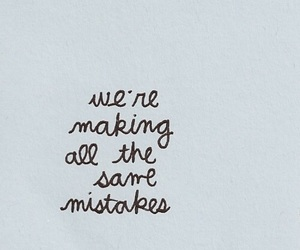 mistakes, quotes, and text image
