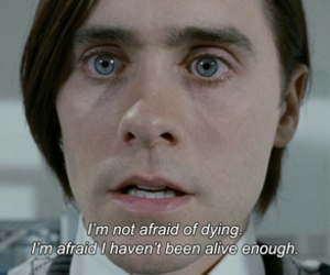 quotes, alive, and jared leto image