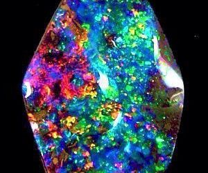 colors, sparkle, and rainbow image